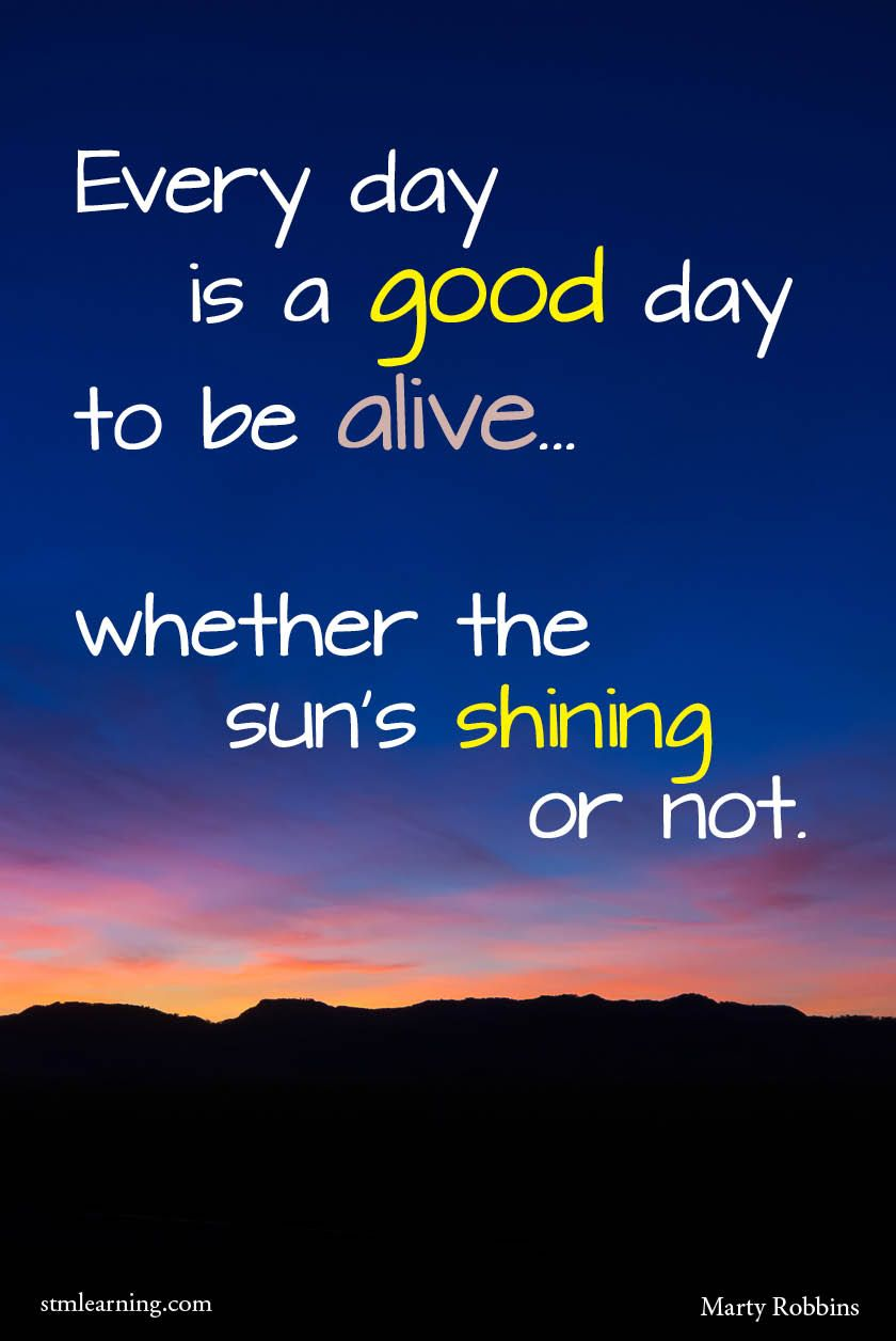 Start every day with this #positive thought :)