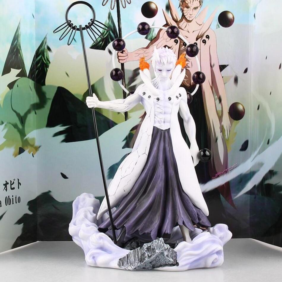 43.23 Watch now 25CM Japanese Anime Naruto Figure