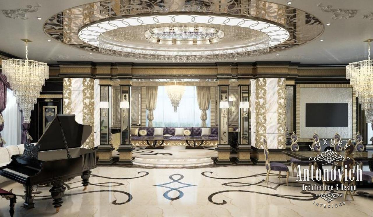 villa interior design in dubai villa in qatar photo 26 middle