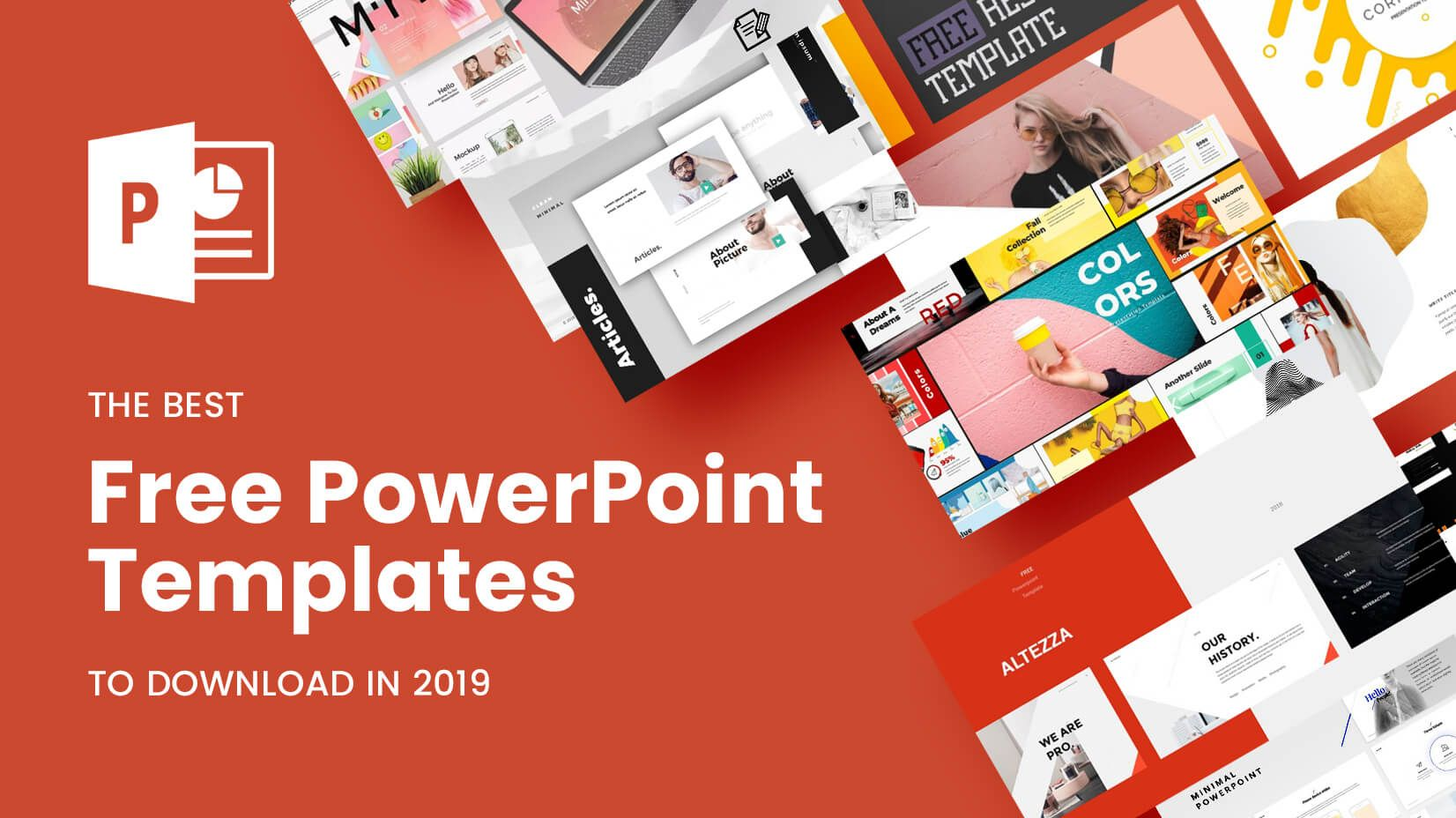The Best Free Powerpoint Templates To Download In 2019 Inside Powerpoint In 2020 Free Powerpoint Templates Download Presentation Template Free Powerpoint Template Free