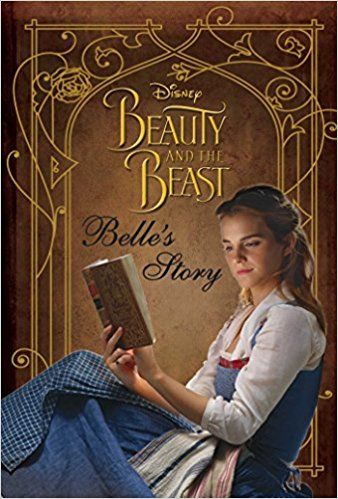Disney Beauty And The Beast Belle S Story Replica Journal