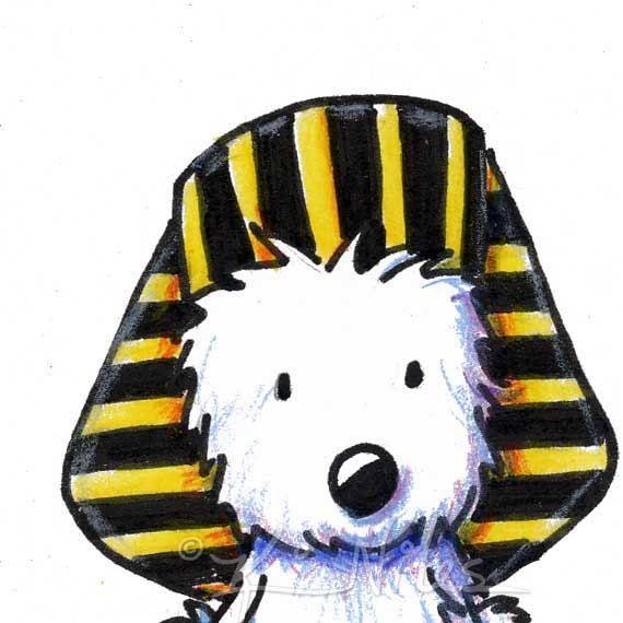 Resultado de imagen para west highland white terrier dibujo ...