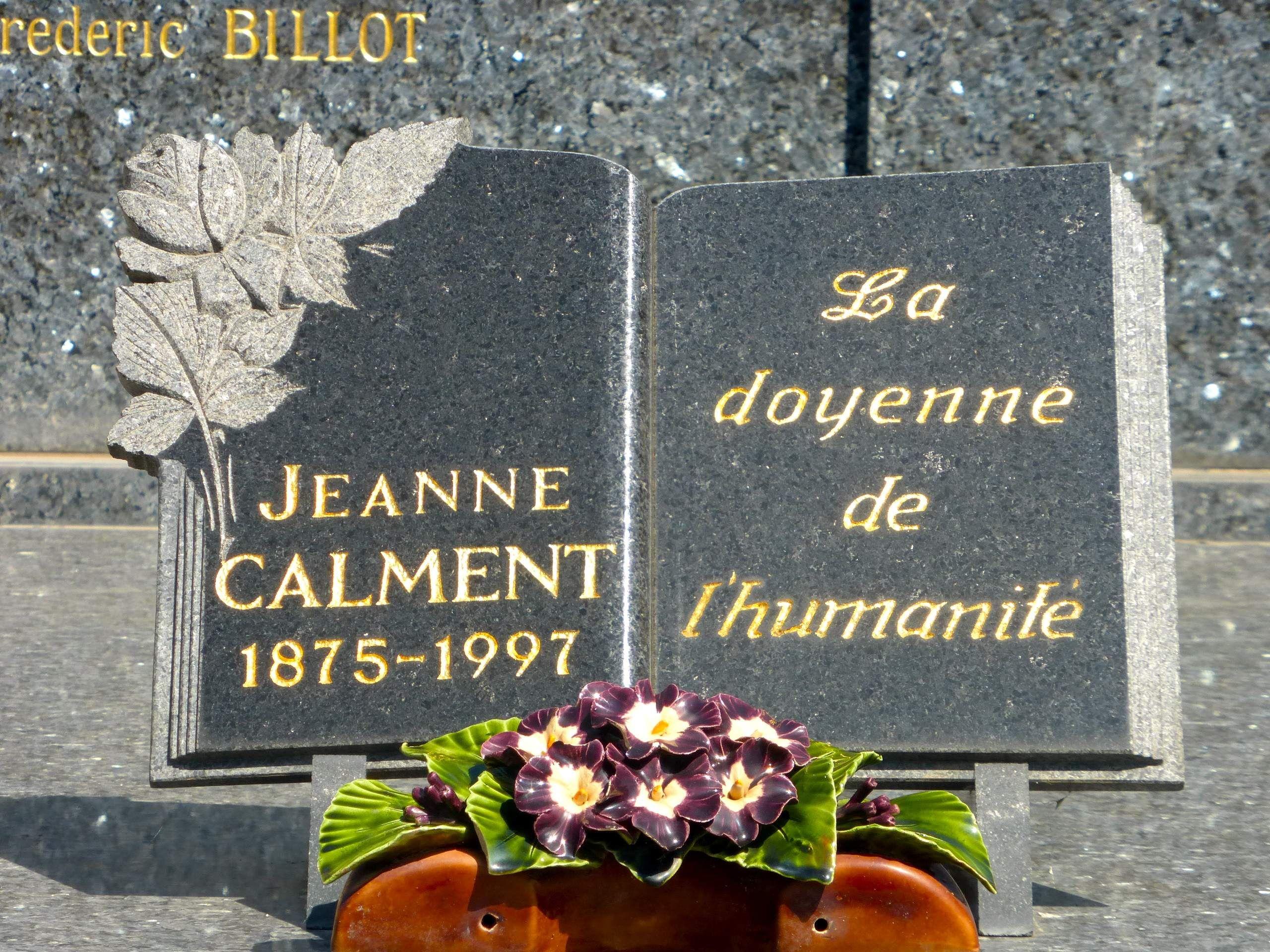 Jeanne Louise Calment (1875 - 1997)   Louis, Jeanne, Photo