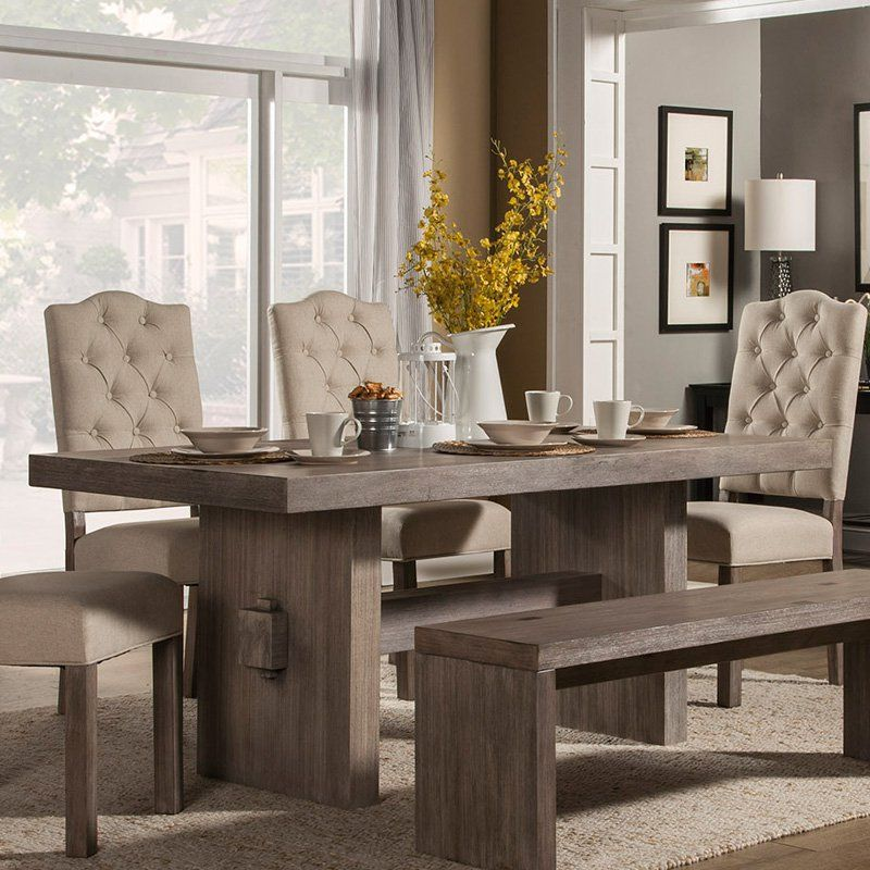 Have to have it Alpine Fiji Dining Table $819 hayneedle