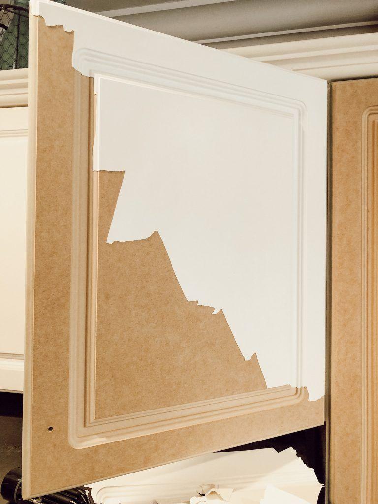 Easy Diy Kitchen Cabinet Reface For Under 200 In 2020 Refacing Kitchen Cabinets Diy Cabinet Refacing Refacing Kitchen Cabinets Diy