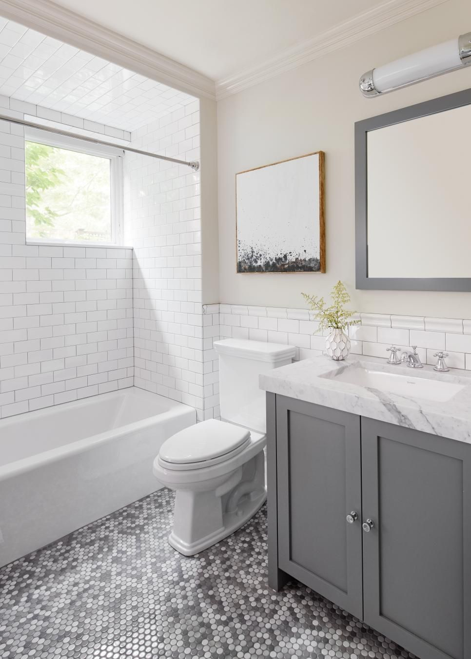 How Much Budget Bathroom Remodel You Need  Hgtv Living Spaces Amazing Average Cost Of Remodeling Bathroom Decorating Design
