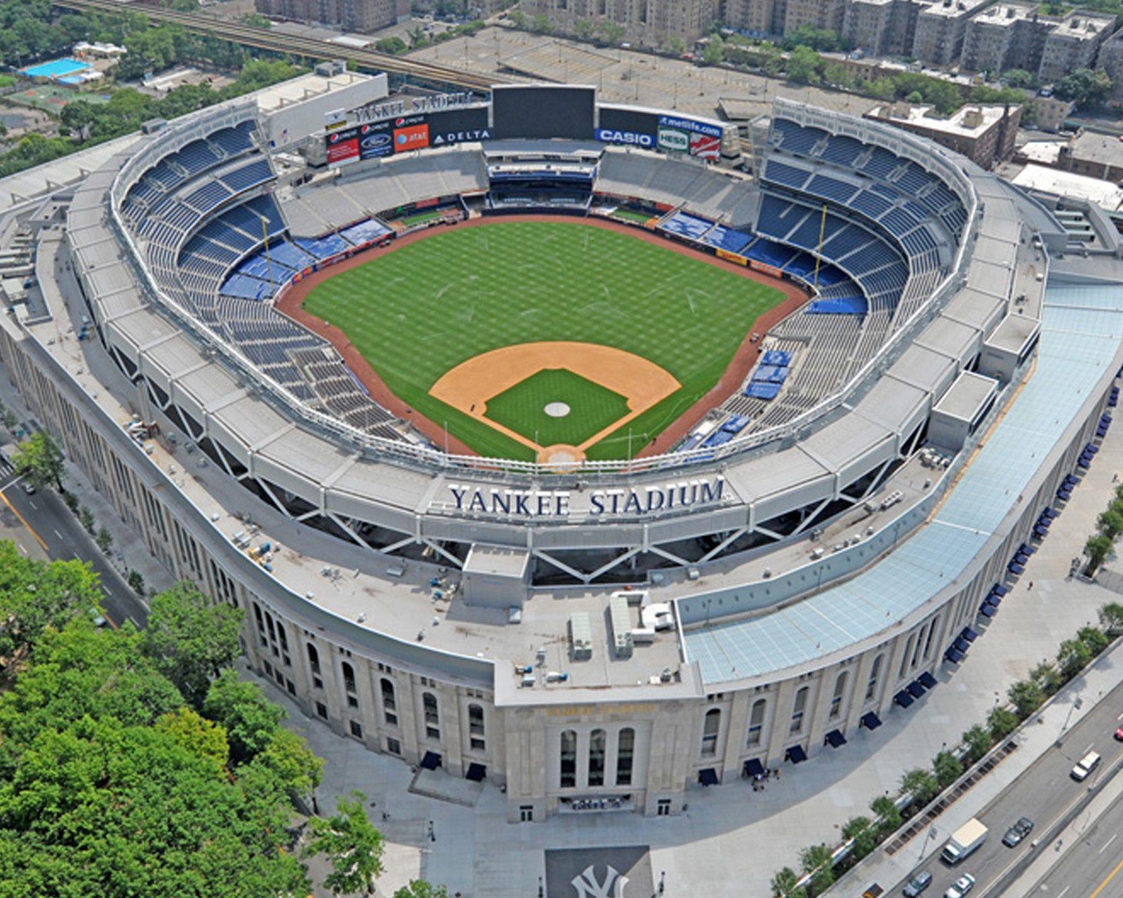 Madison Square Garden: Details About Yankee Stadium, New York City 8x10 High