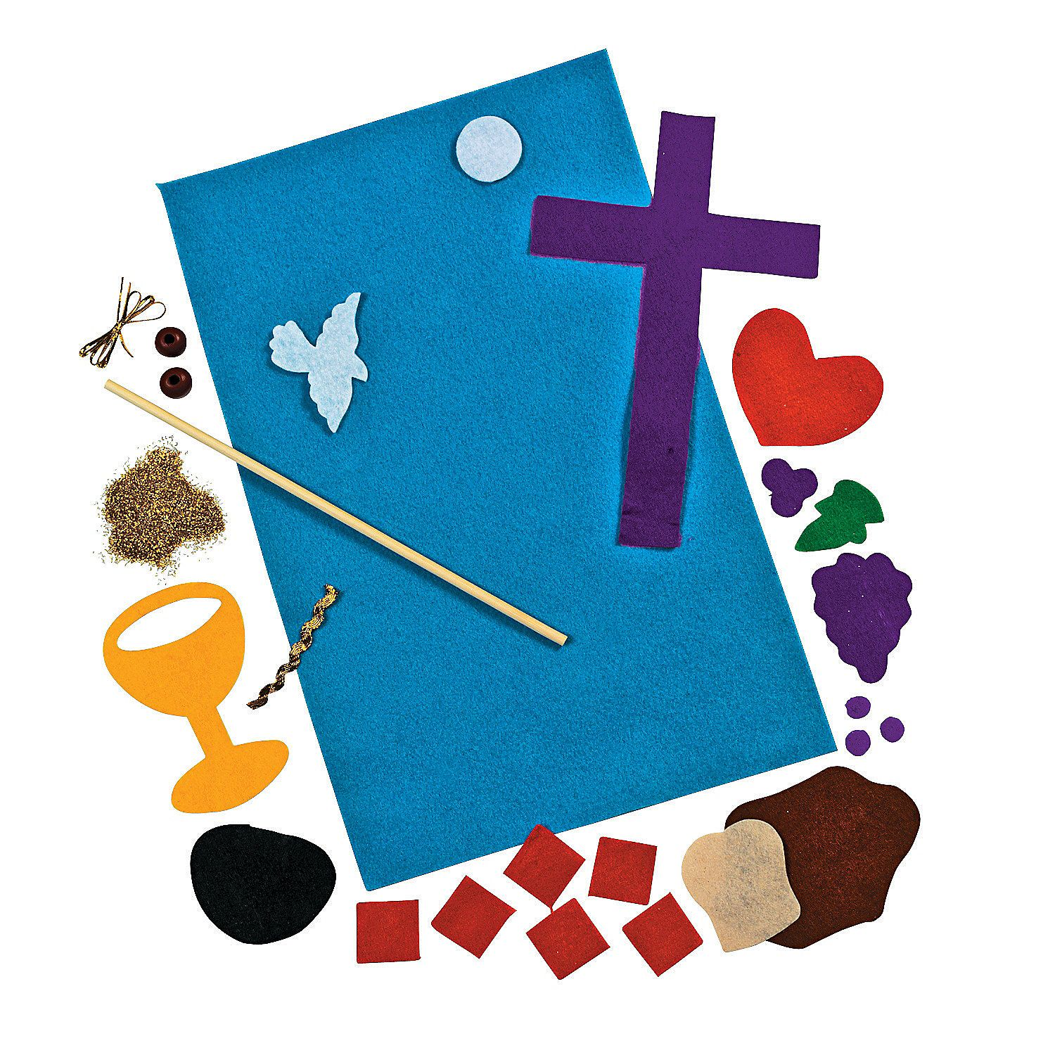holy communion banner craft kit communion banners and template