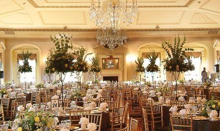 Lovett Hall Ballroom At The Henry Ford Is My Dream Wedding Reception Sight