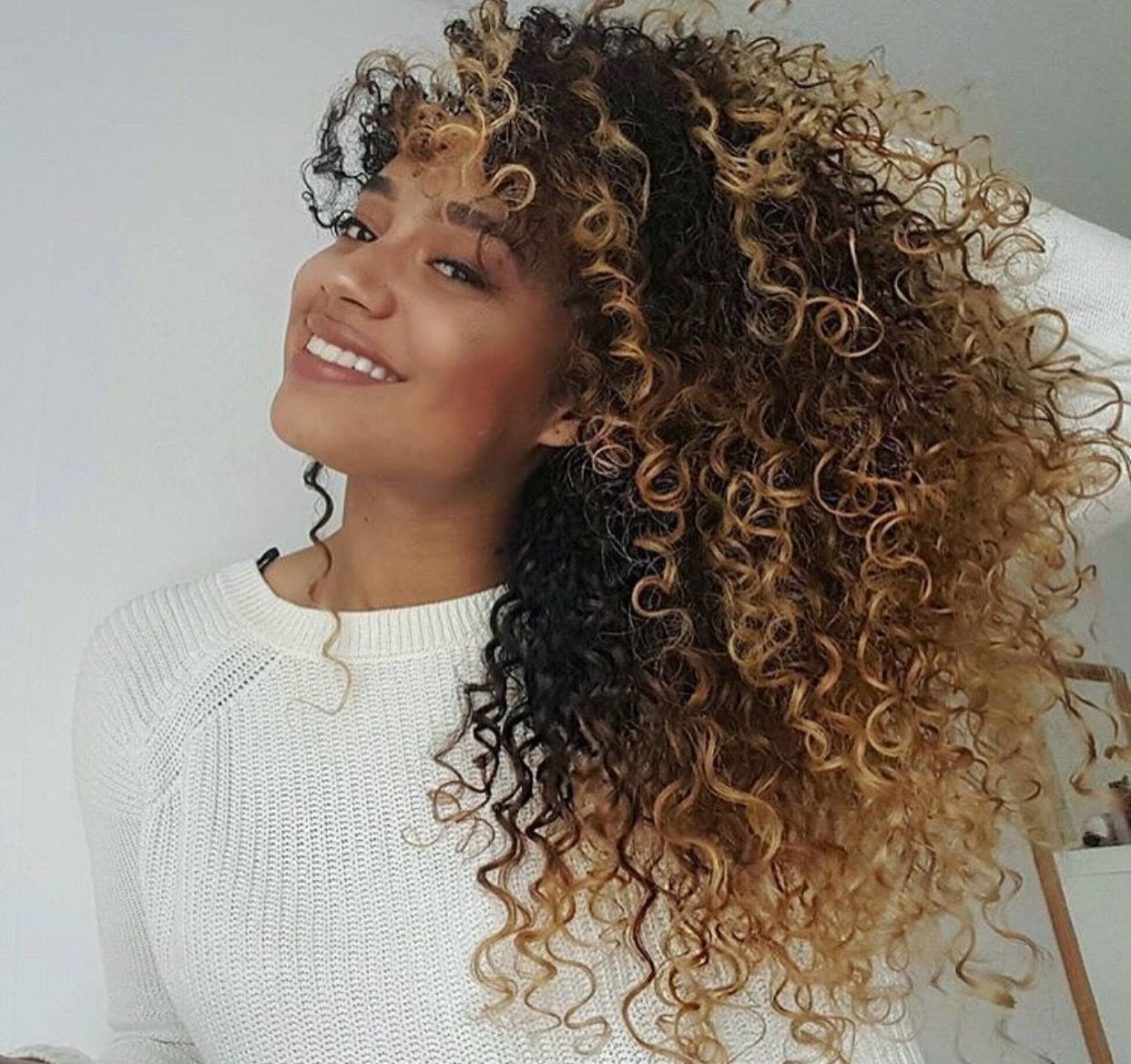 Curly Hair Goals Black Hairstyles Pinterest Hair Goals Curly