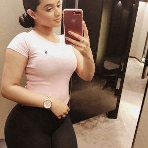 Thick latina big booty girl right!