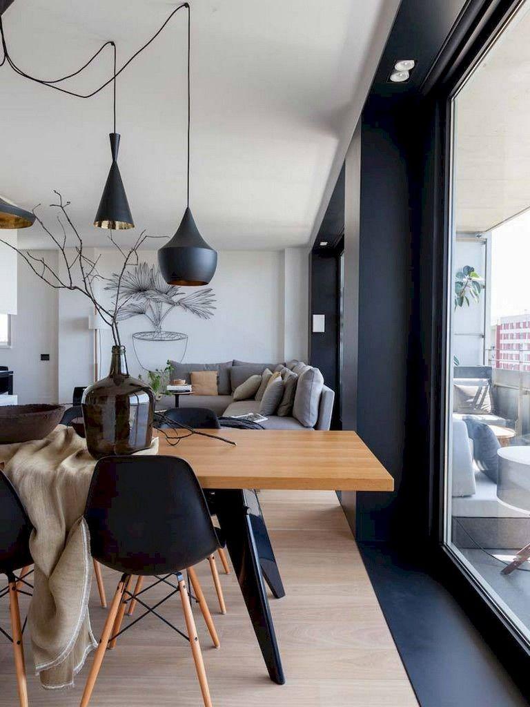 62 Stunning Black White Living Room Decor Trends Minimalist
