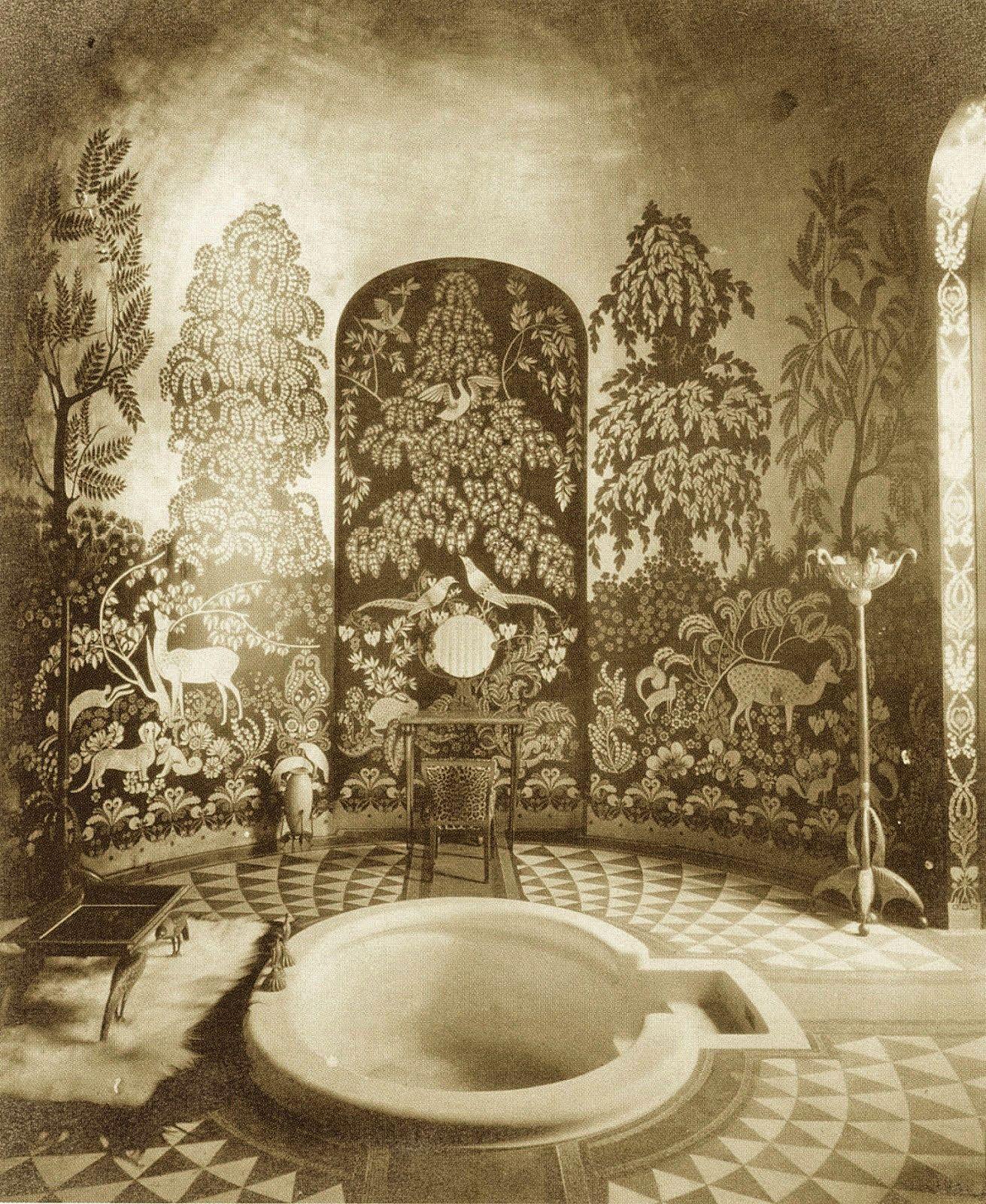 7 Fabulous Bathrooms Decorar Ba Os Lugares Increibles Y La  # Muebles Duquesa