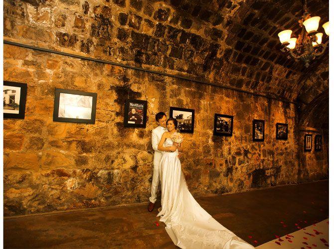 California Winery Weddings Testarossa By JJ Chen