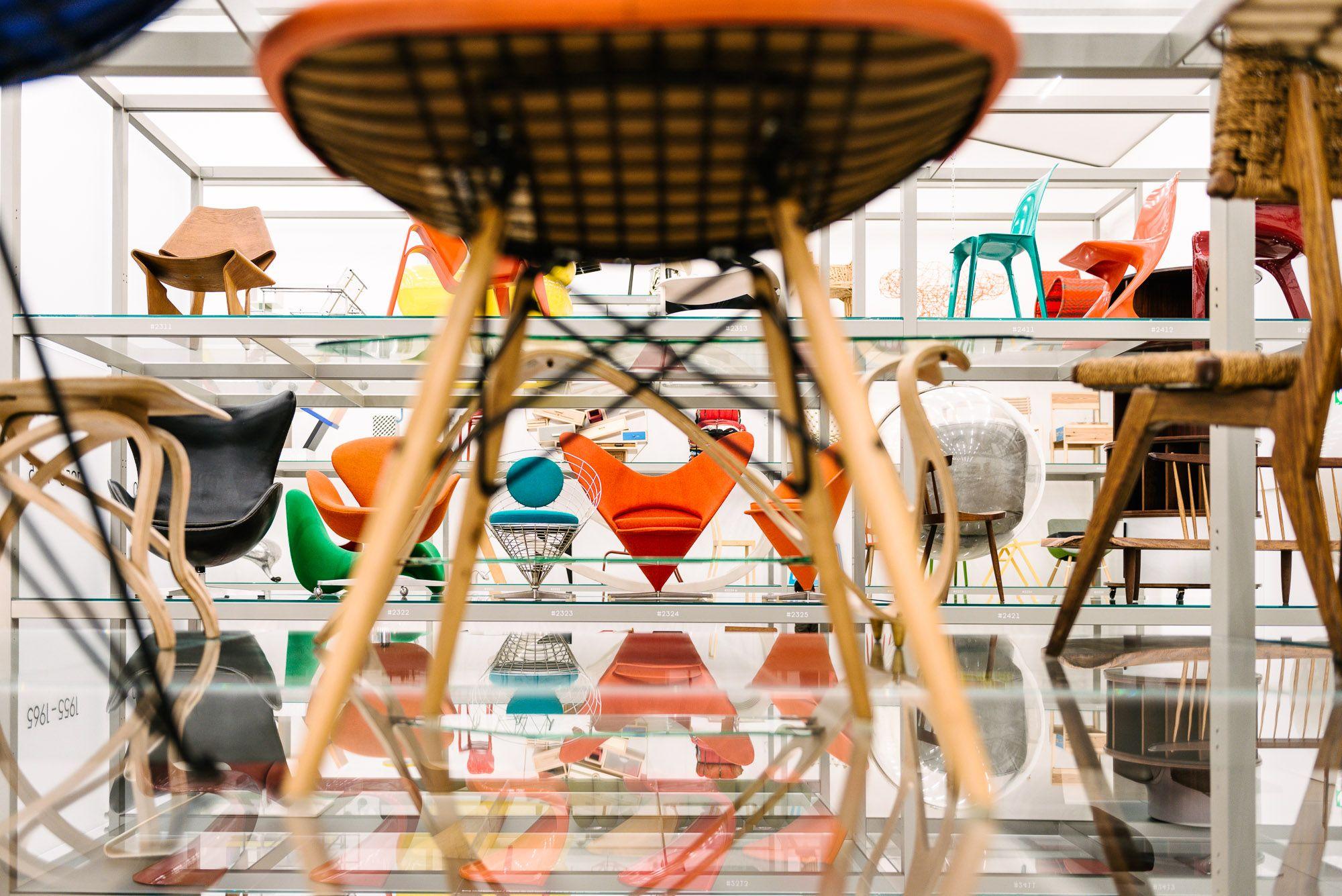 More Than A Chair An Eames Retrospective At The Vitra Campus