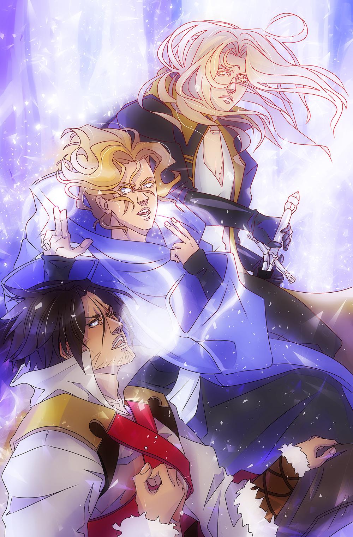 Pin by Nyx Shadowhawk on Castlevania Anime, Vampire