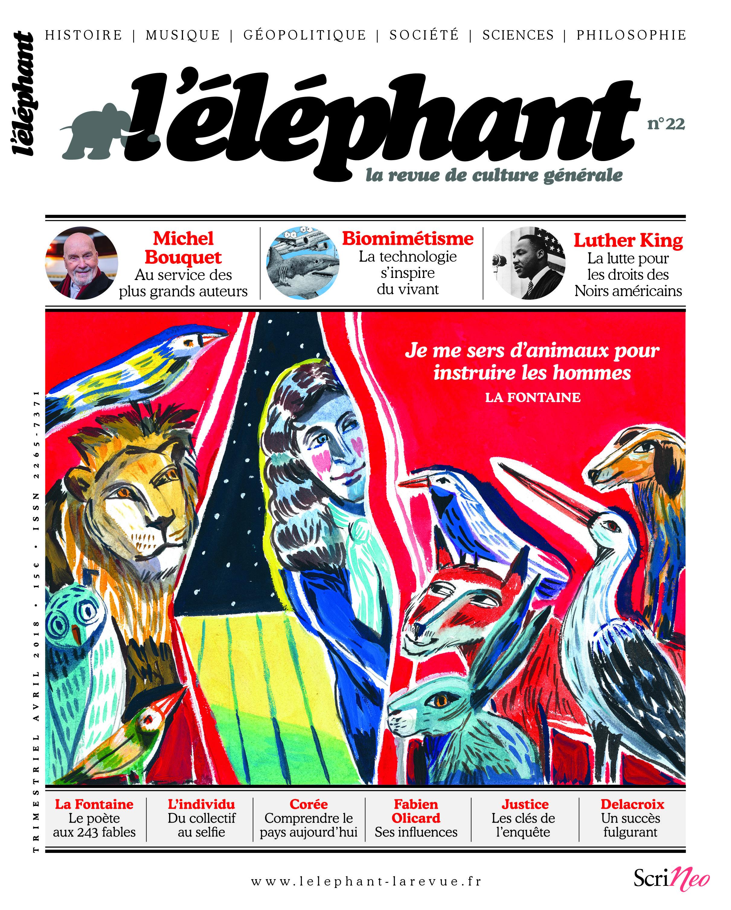 Numero Lelephant La Revue De Culture Generale Culture Generale Revue Geopolitique