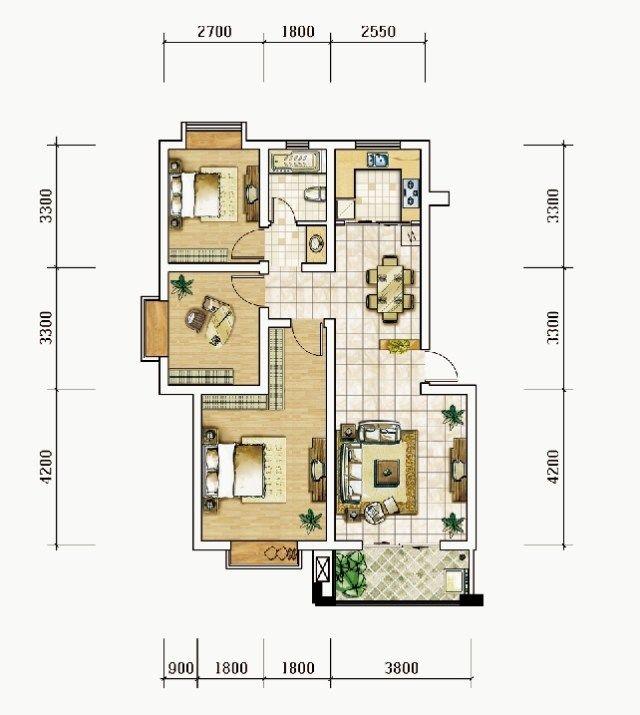 Download Desain Interior Rumah Minimalis  15 types of interior design layouts photoshop psd template v
