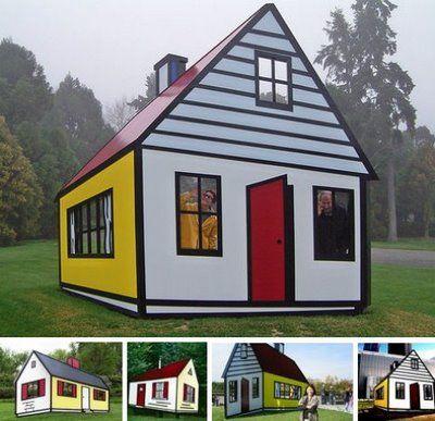 Roy Lichtenstein House | Amazing Architecture | Pinterest | Roy ...