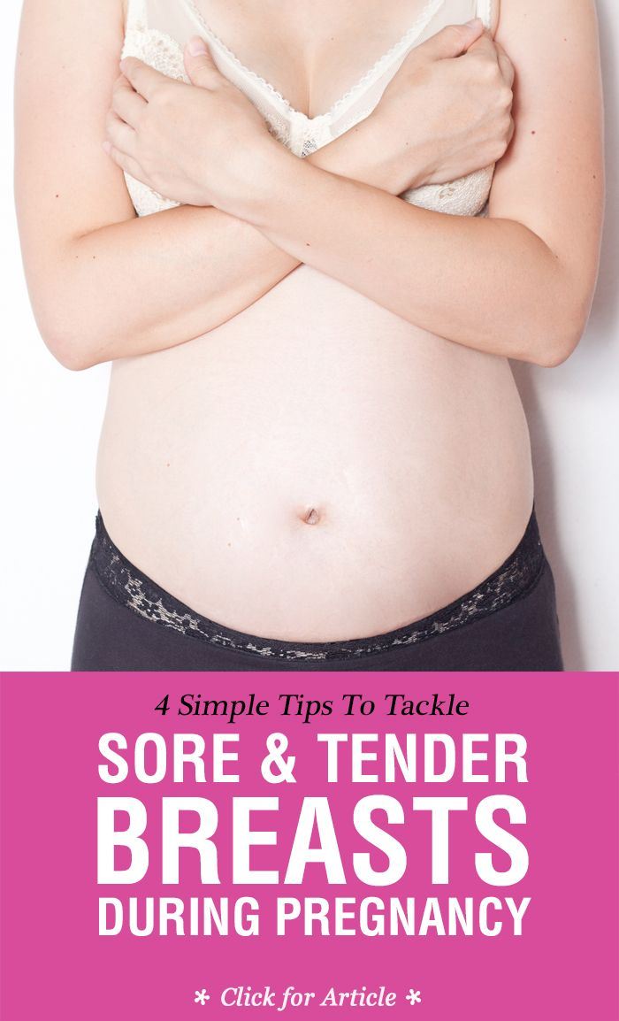 be196d76e4 4 Simple Helpful Tips To Tackle Sore   Tender Breasts During  Pregnancy