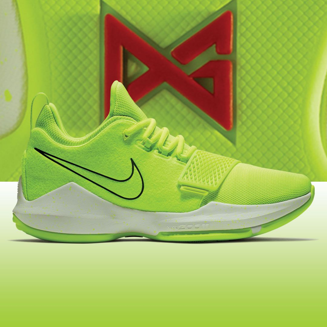 quality design 7c0ff aeba4 Paul George s new Nike PG 1 colorway is out now.  Nike