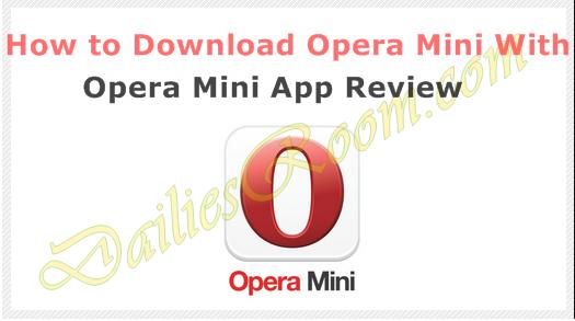 opera min app