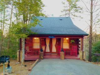 charming log cabin with 2 master suites location gatlinburg