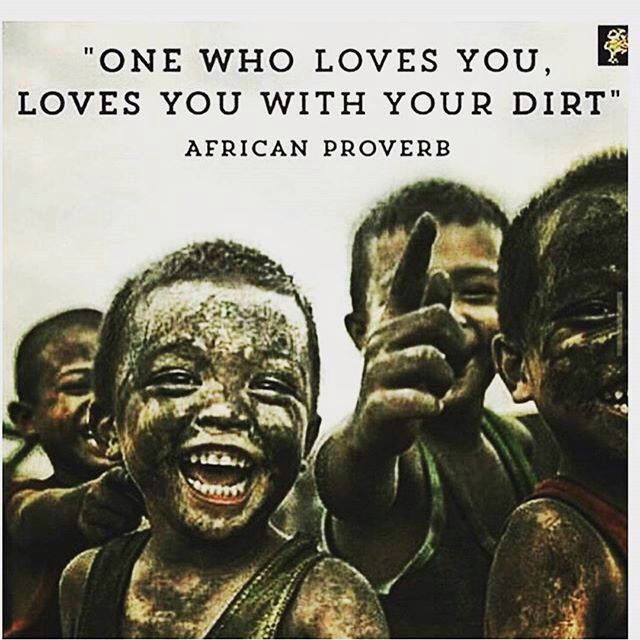 Love Is African Quotes African Proverb Proverbs Quotes