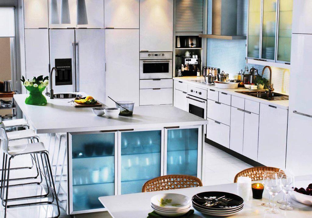 Best IKEA Kitchen Islands Photos Ideas