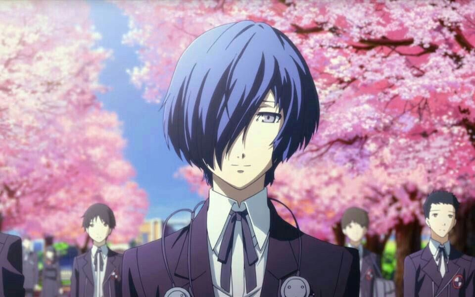 Makoto Yuki Persona 3 The Movie 4 Winter Of Rebirth In 2020 Persona Minato Yuki