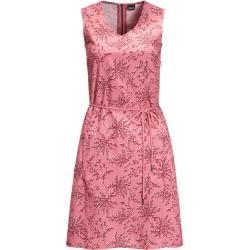 Photo of Jack Wolfskin Sommerkleid Frauen Tioga Road Print Dress Xl violett Jack Wolfskin