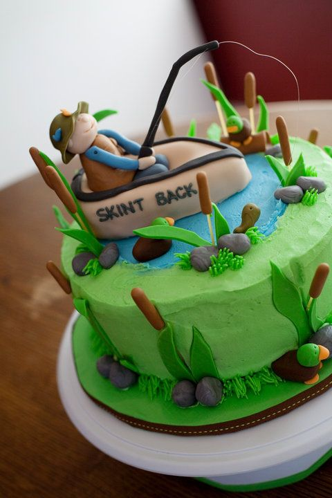 Google Image Result for http://loloscakesandsweets.files.wordpress.com/2011/05/fishing-boat-and-pond-birthday-cake1.jpg