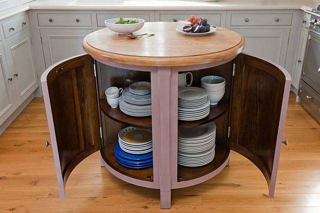 Chalon Circular Worktable Interior Interior Design Kitchen Small Interior Design Kitchen Diy Kitchen Storage