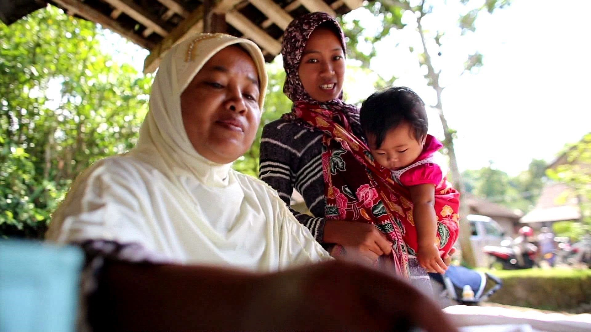 Indonesia Promoting better nutrition, a healthier future