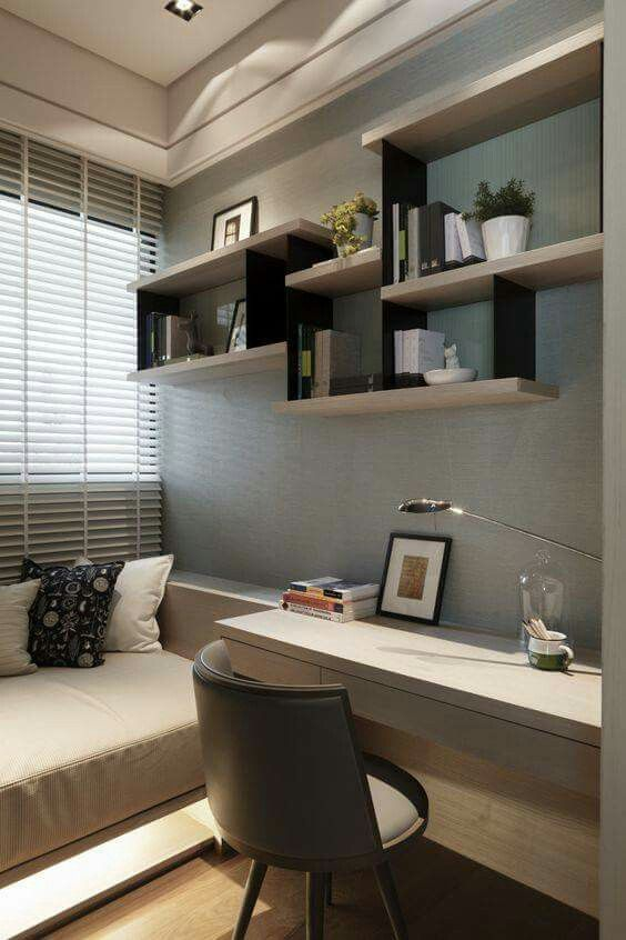 Small Home Office/guest Bedroom Ideas