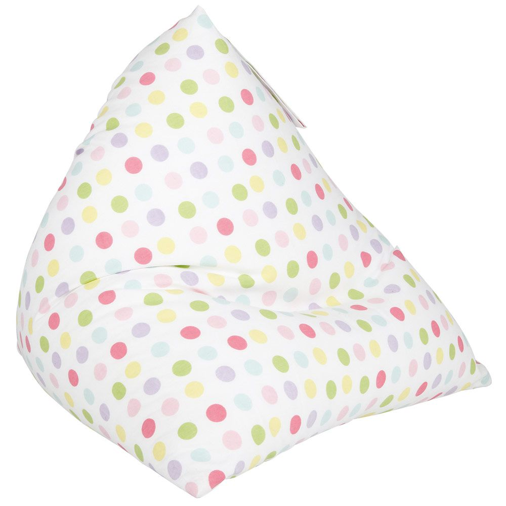 Pyramid Bean Bag For Kids