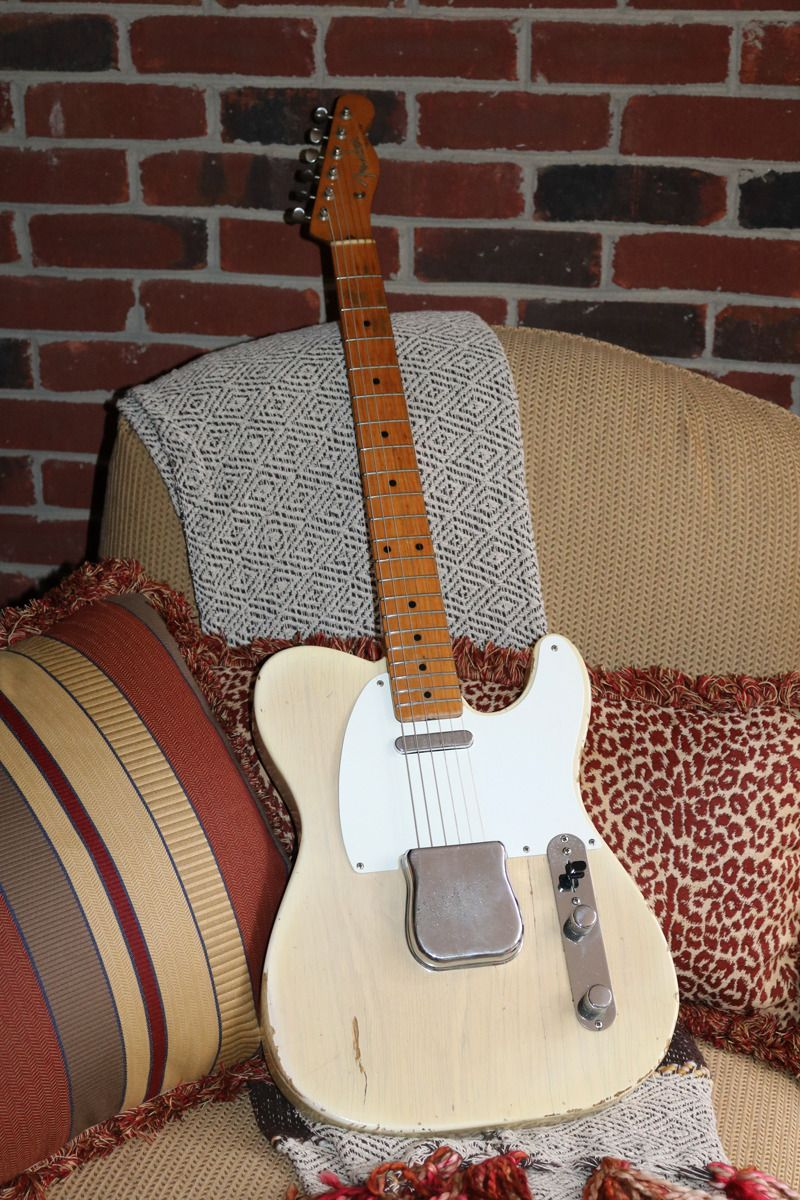 Pin by Ricky Pann on Cool Telecasters and Telepartscasters ...