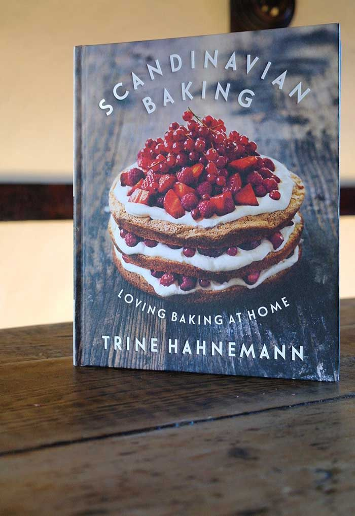 Review Scandinavian Baking By Trine Hahnemann Cookbook Design Scandinavian Food Cookbook Cover Design