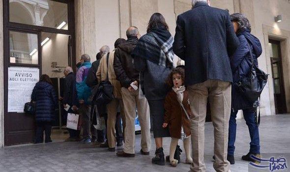 رفض الاستفتاء الإيطالي ضدَّ مشروع إصلاحات الحكومة…: أبرزت صحيفة بريطانية تقريرًا تناول الصدمة التي حدثت في الأسواق المالية بعد هزيمة رئيس…