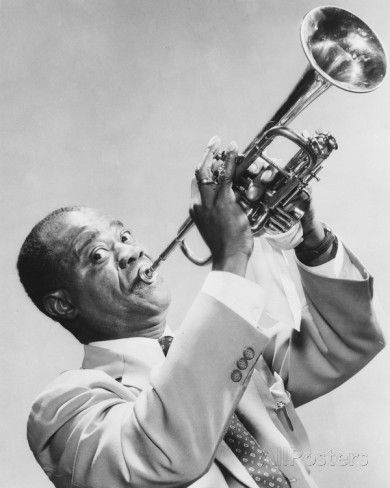Louis Armstrong Photo at AllPosters.com