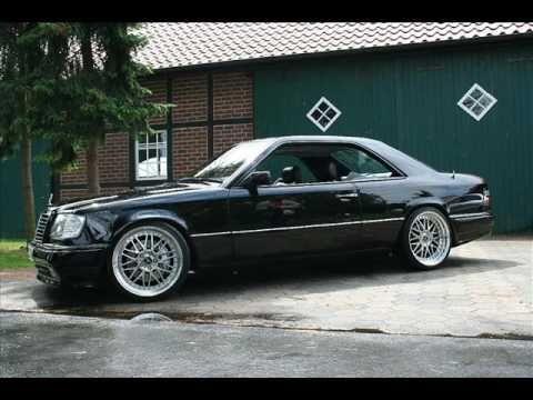 Mercedes W124 Coupe Unit 2 Mercedes W124 Mercedes Benz