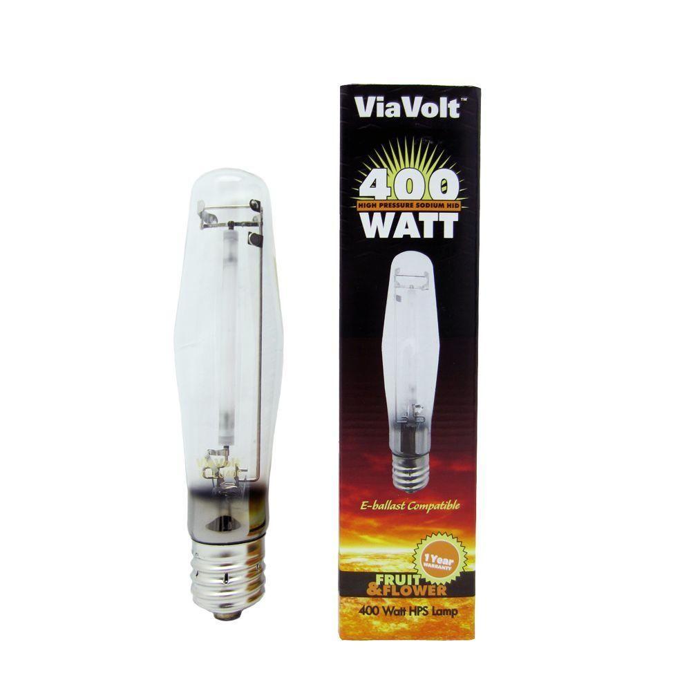 Viavolt 400 Watt High Pressure Sodium Replacement Hid Light Bulb V400hps Bulb High Pressure Sodium Lights Light Bulb