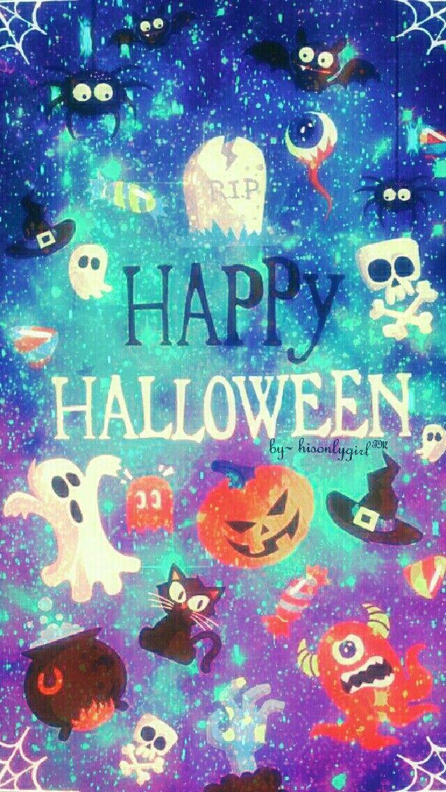 Fall Halloween Backdrops