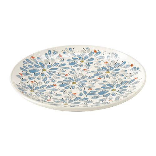 IKEA - FINSTILT Side plate Unique dinnerware with patterns details and raised reliefs  sc 1 st  Pinterest & FINSTILT Side plate patterned   Side plates Dinnerware and Kitchen ...