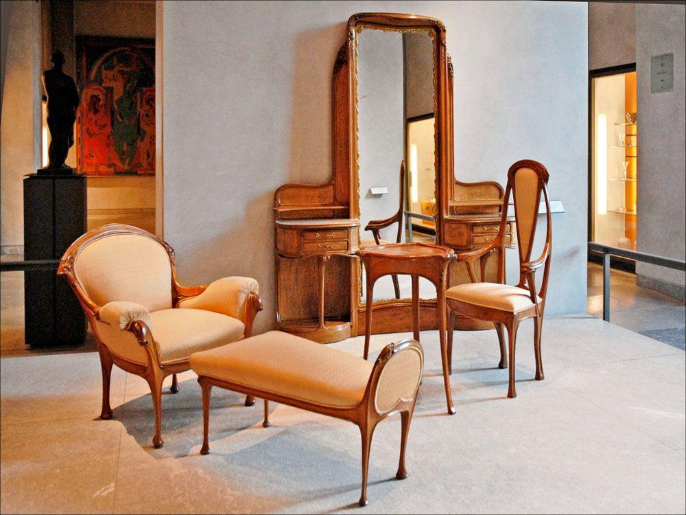 Diseño mobiliario de Héctor Guimard - Paco Escrivá Muebles | Art ...
