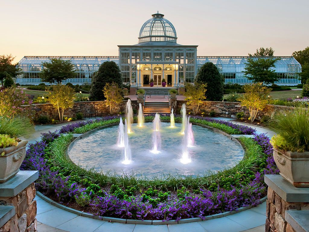 best botanical gardens in the us : our picks for the best botancial