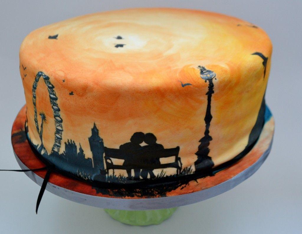 rainbow cake topper spotlight