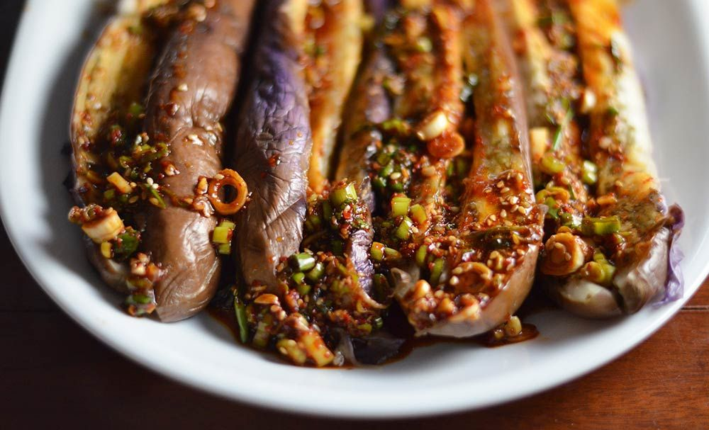 Korean style steamed eggplant recipe korean cuisine pinterest korean style steamed eggplant recipe korean cuisine pinterest eggplant recipes eggplants and korean style forumfinder Gallery
