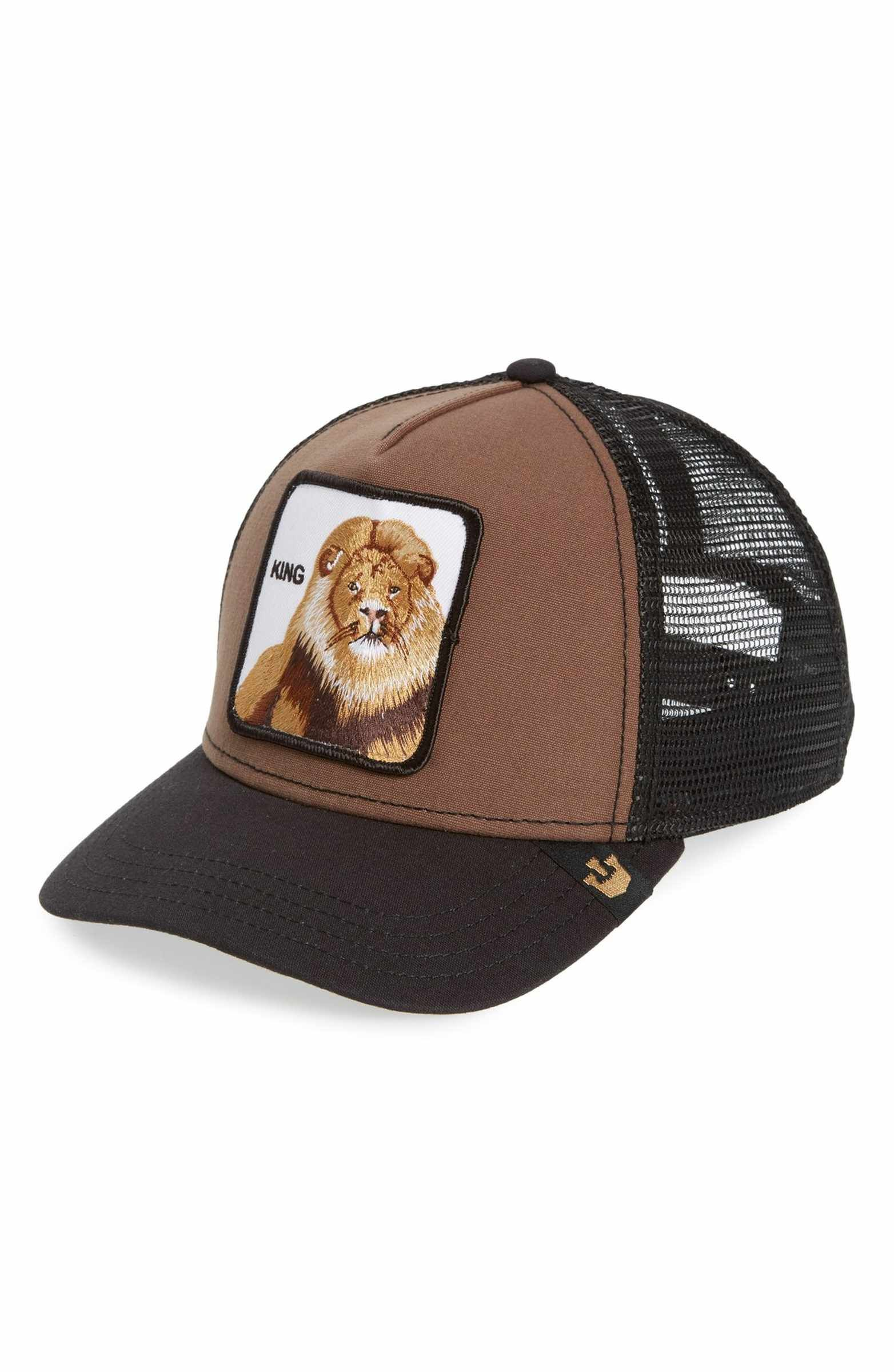 59cd2dd5482163 Main Image - Goorin Brothers 'Animal Farm - King' Trucker Hat ...