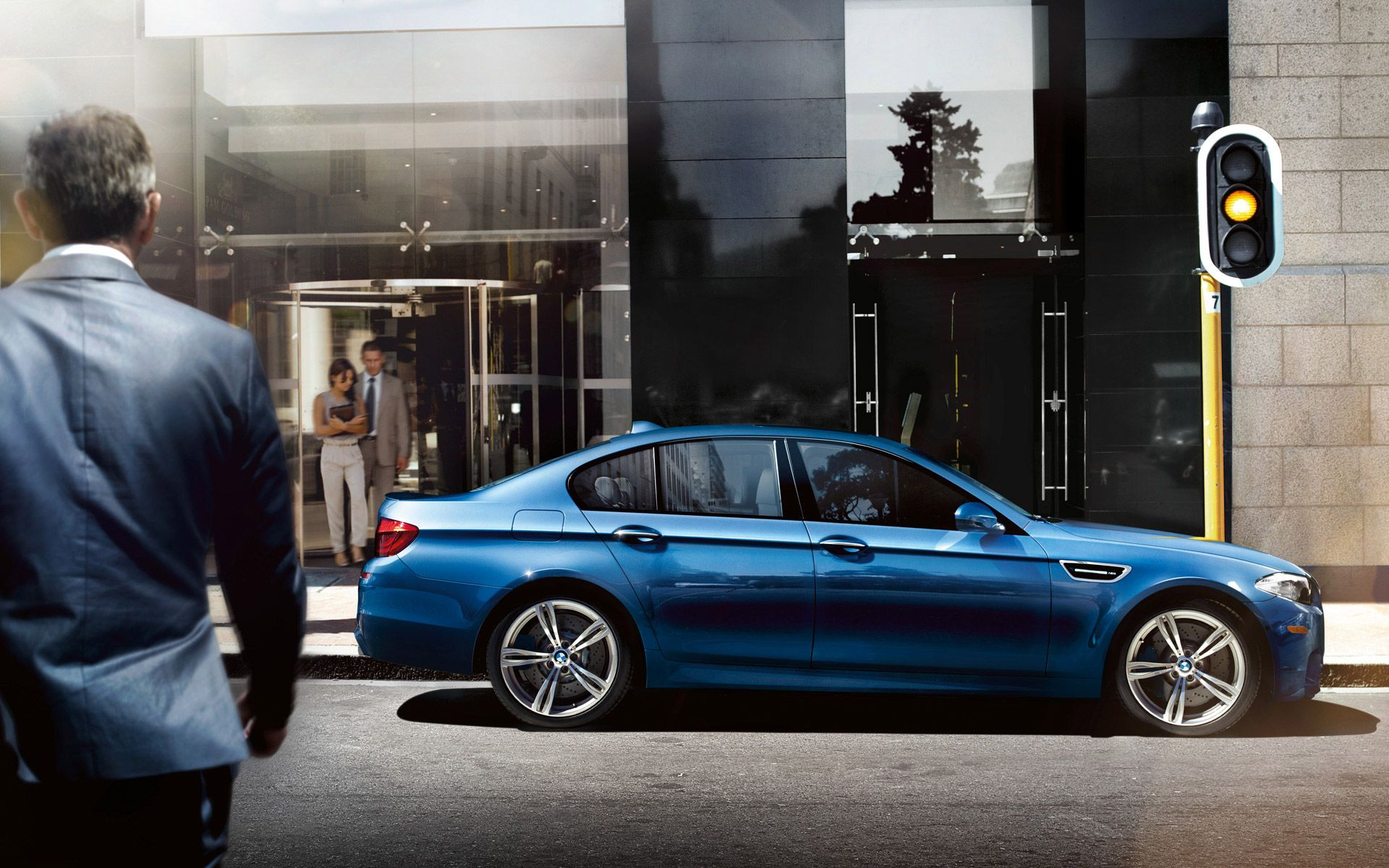 2013 BMW M5. I\'ll buy it used in 2018 or 2019 after I\'ve had my 2011 ...
